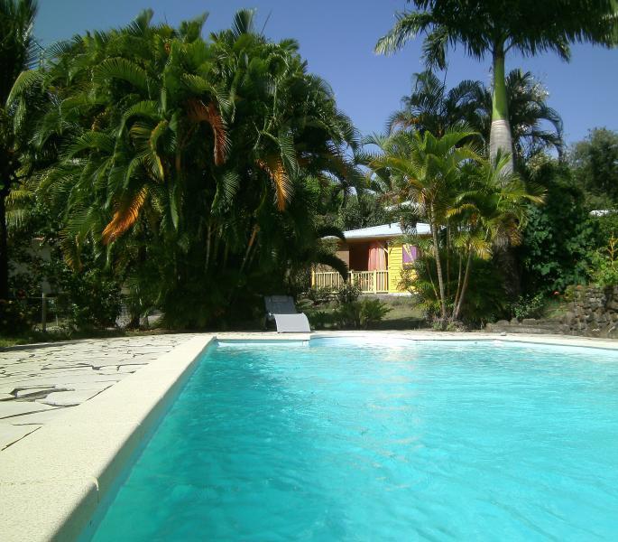 Vacances Bien Etre Guadeloupe, location de vacances à Bouillante