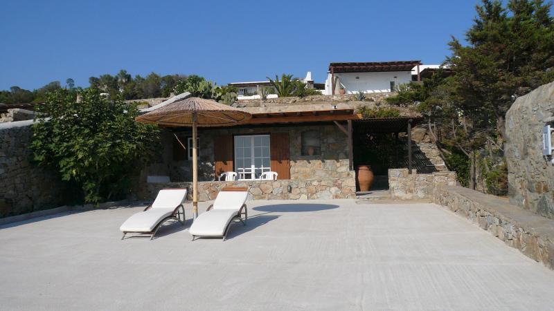 Studio (Agios Lazaros), holiday rental in Psarou