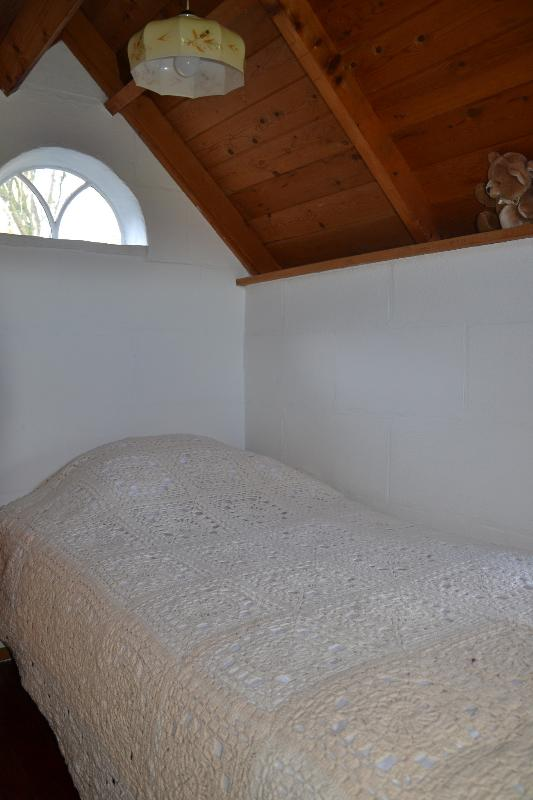bedroom annexe downstairs