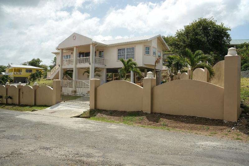 Property, strategically located in the north of the island