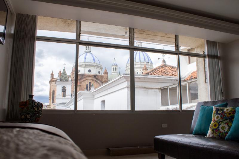Comfortable loft, historic Cuenca, alquiler de vacaciones en Cuenca