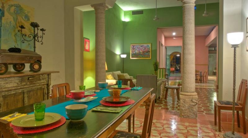Casa la Rosalina, holiday rental in Acanceh