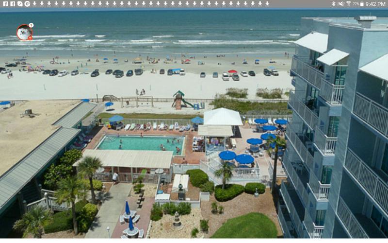 $1200/ 2BR-2BA Jul 3 - 10,2021 week on the beach, alquiler vacacional en New Smyrna Beach