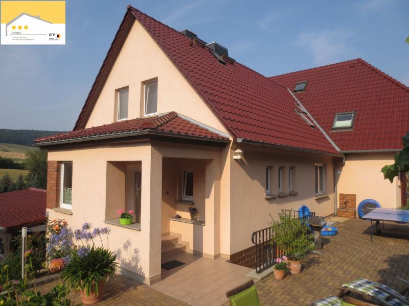 Ferienhaus Beutnitz in Golmsdorf bei Jena, location de vacances à Stadtroda