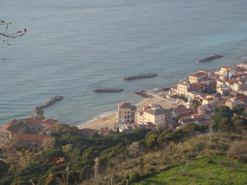 Casa Alta 1 (Cilento), vacation rental in Castellabate