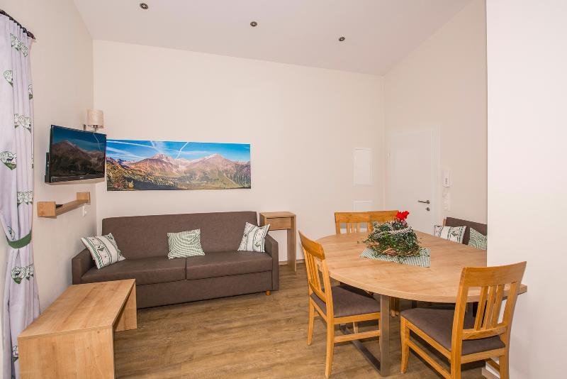 Apartamento Living Area