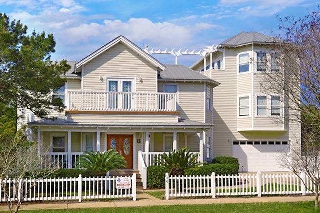 Enjoy this spacious 6 bedroom Destin beach house!