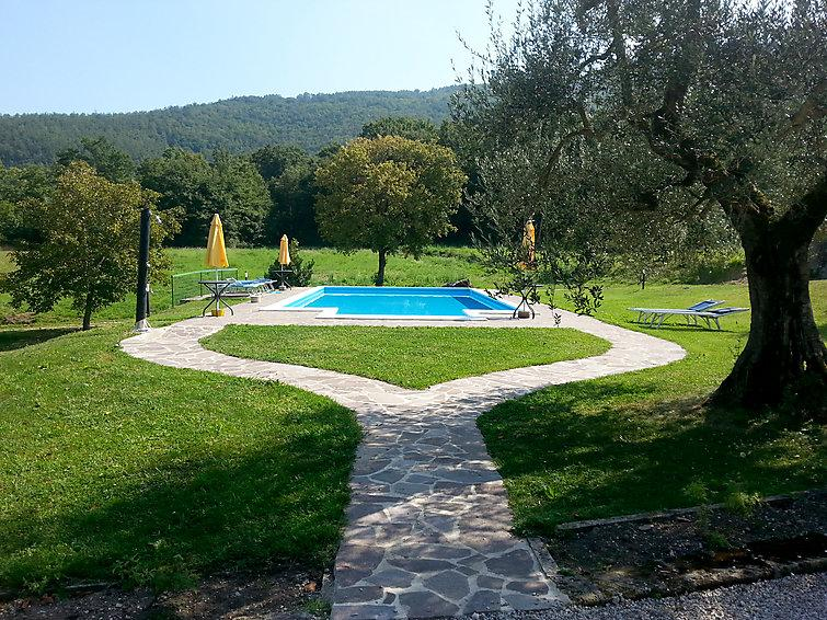 Le Sette Vene bietet einen unvergesslichen Urlaub der Entspannung und Friedenskultur im grünen Herzen von Italien!