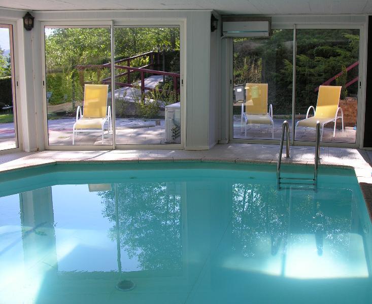 Villa Gentiane - avec piscine intérieure chauffée 29°C