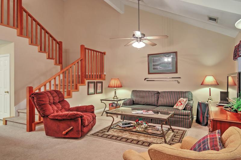 Welcome to your Augusta home-away-from-home!