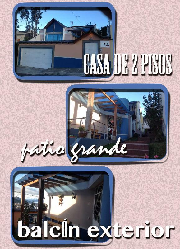 Casa de 2 pisos con garaje automático