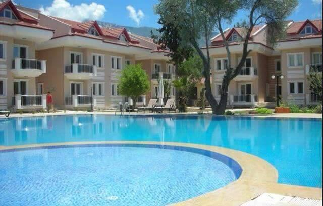 Beautiful complex in the centre of Hisaronu