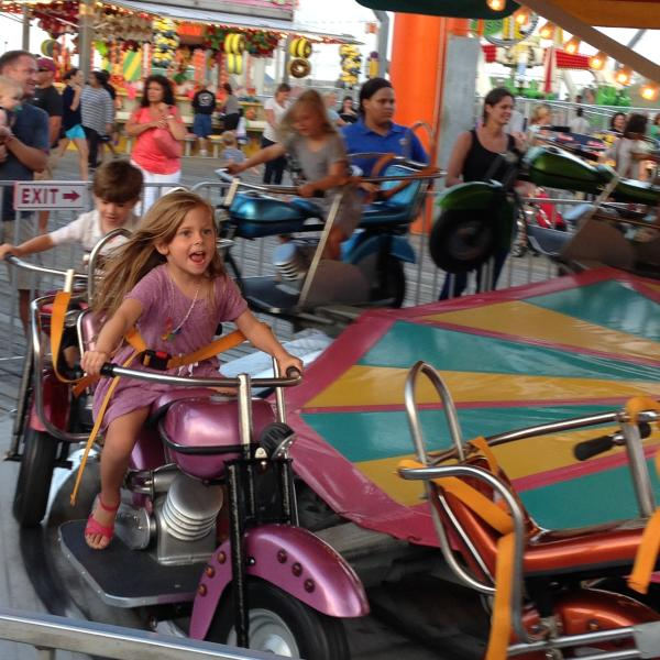 3 Piers of rides for all ages
