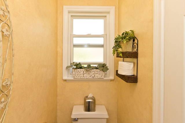 half bathrom