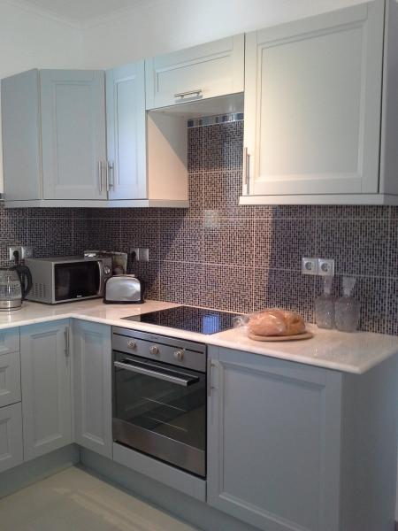 Newly fitted Uk kitchen