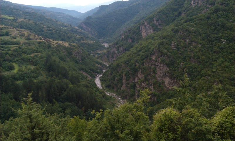 3 km on the way before Kovatchevitza.