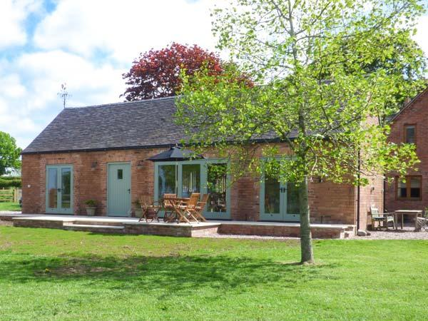 BERRINGTONS BARN, all ground floor, countryside views, peaceful surroundings, location de vacances à Ashley