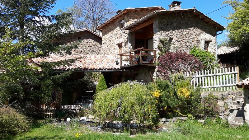 Le Cloterriou, vacation rental in Entrevaux