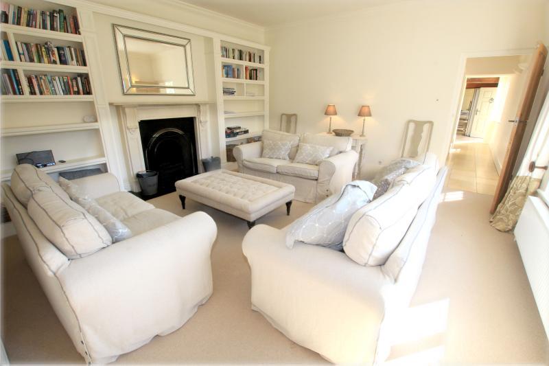 El Long House Cottages Nethercott Georgeham de vacaciones Sala de estar