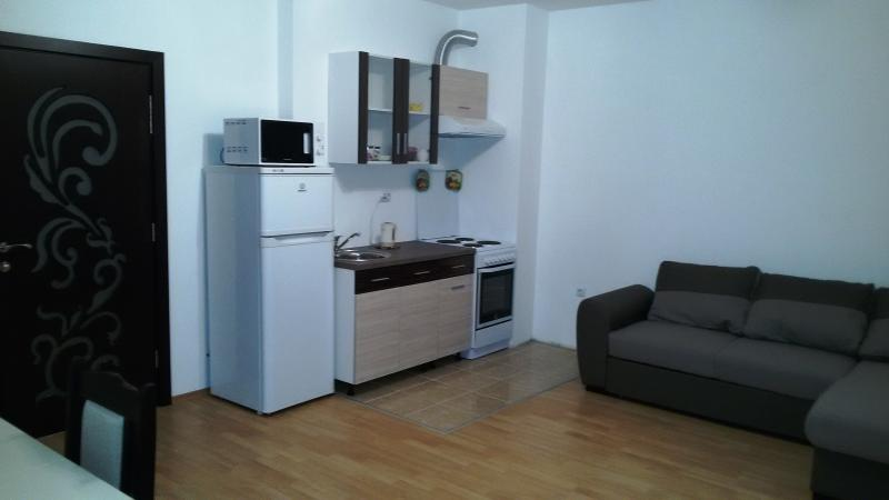 Comfy apartment for max 4 people.100 m to the sea, holiday rental in Ravda