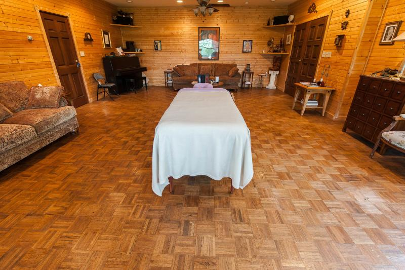Healing Services Room