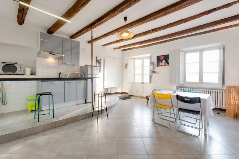 Apartment Open Space in the center of Turin, holiday rental in Pra del Torno