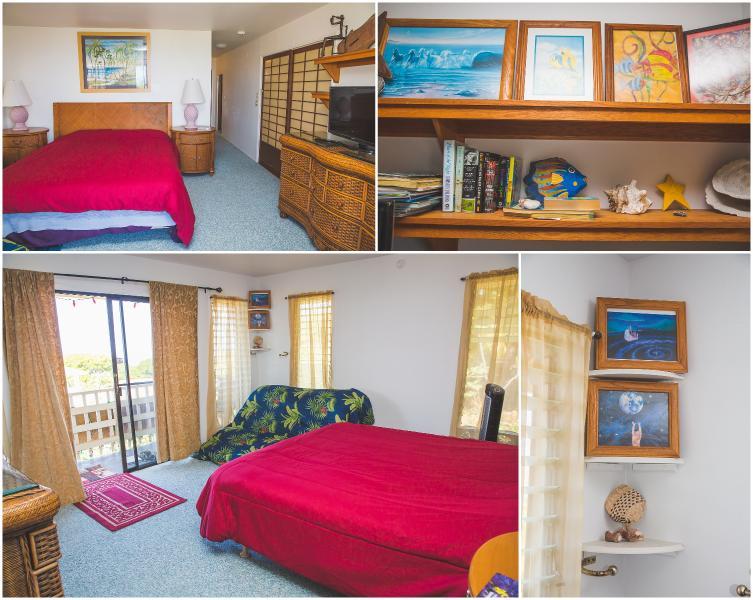 Wild Women of the Sea- BEST room w BREAKFAST, vacation rental in Kailua-Kona