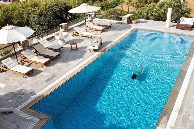 Villa Galaxy, location de vacances à Mykonos