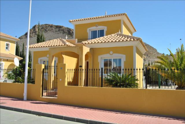 Relaxing,comfortable villa with pool, vacation rental in Mazarron