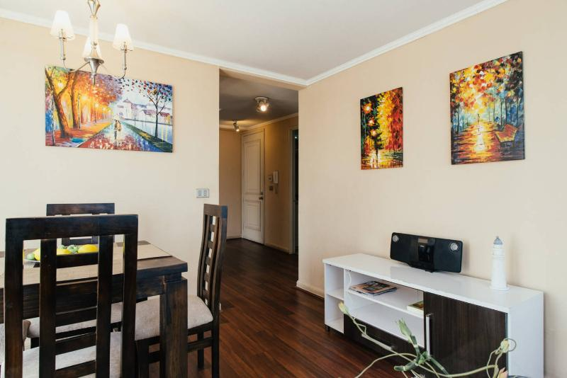 Comfortable entire apartment 2 bedrooms downtown, holiday rental in Lo Solar
