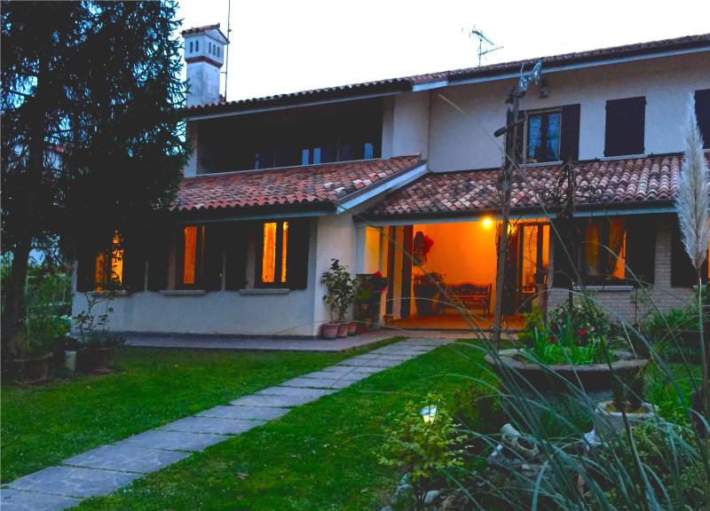 CASA DELLA NONNA,  appartamento 70 mq piano terra, vacation rental in Zenson di Piave