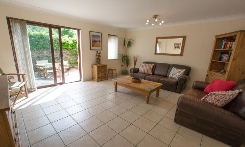 Comfortable and welcoming lounge with Villa style theme & underfloor heating