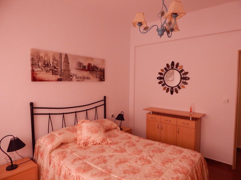 Dormitorio de pareja.