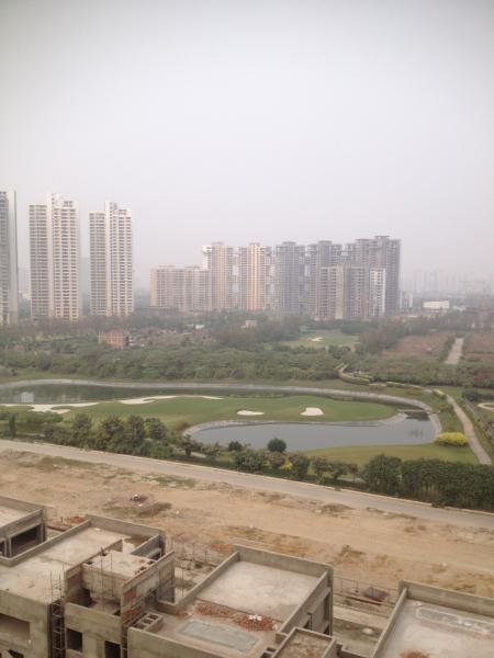 View of 9 Hole Golf Course from All Rooms
