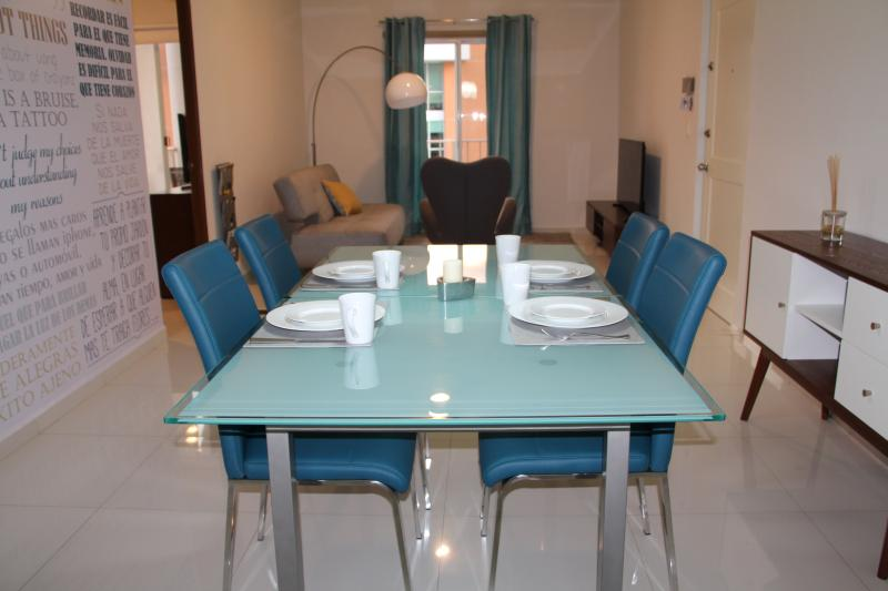Dining space in your taste