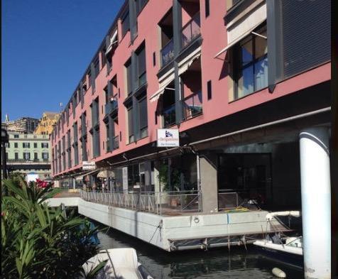 44 NORD Suite Genova  Porto Antico waterfront, holiday rental in Pegli