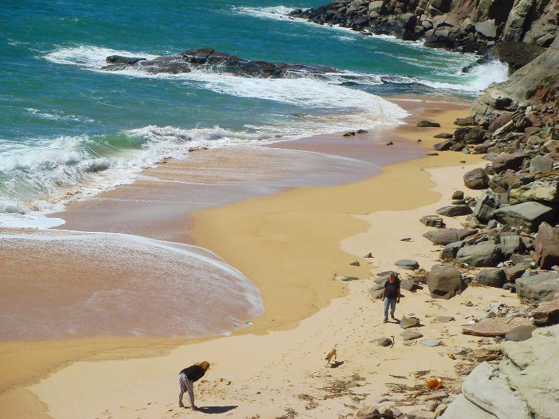 Vale Frades beach