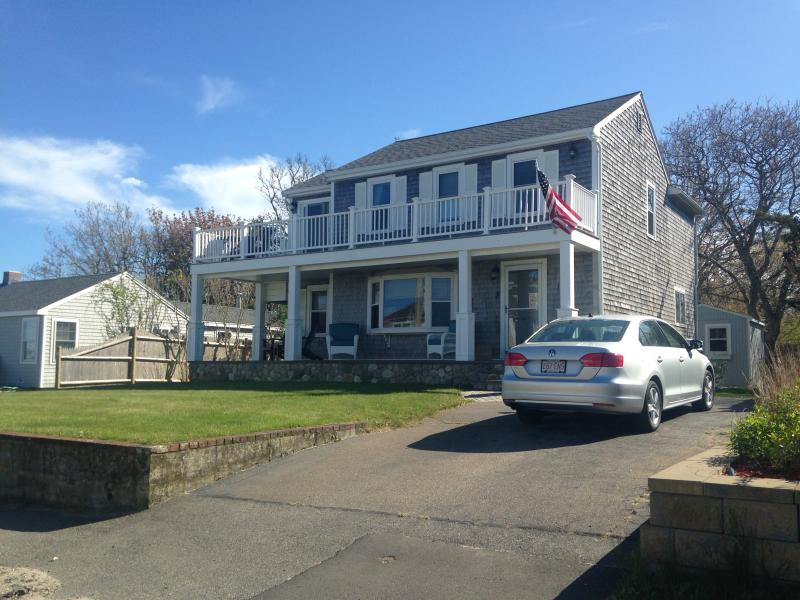 Exceptional house with private beach and close to  plymouth center