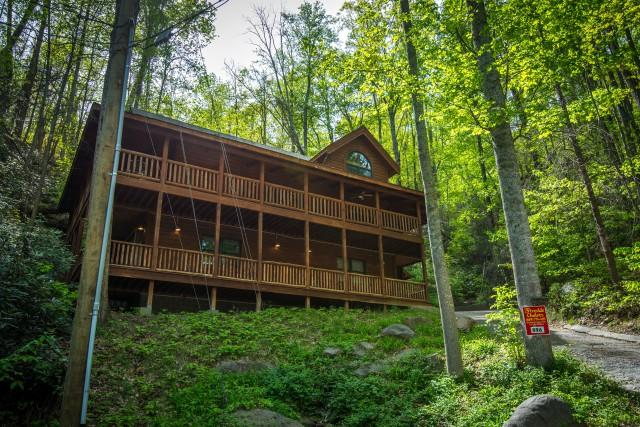 Running Bears Den, vacation rental in Gatlinburg