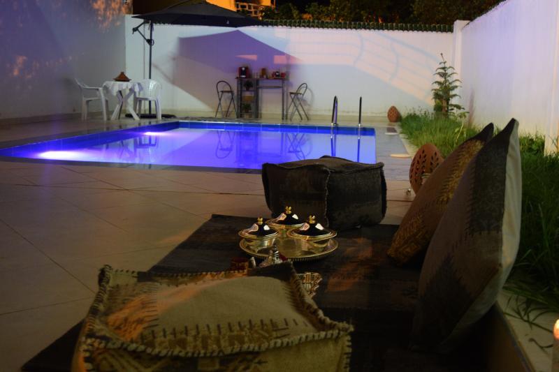 Dayas Villa, holiday rental in Oujda