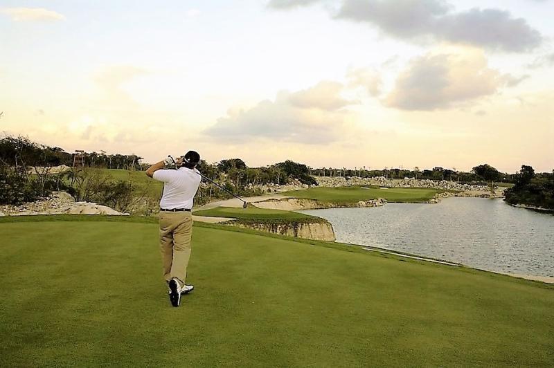 Robert Trent Jones II golf course