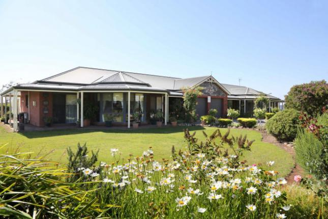 Marandoo Estate Homestead, holiday rental in Strathalbyn