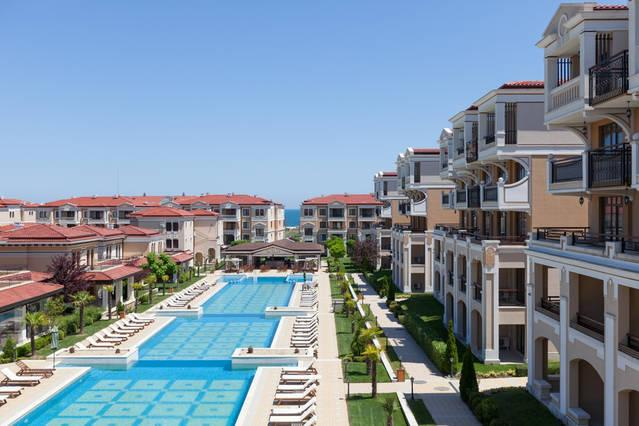 2 bed room apartment in Green life Resort, holiday rental in Sozopol