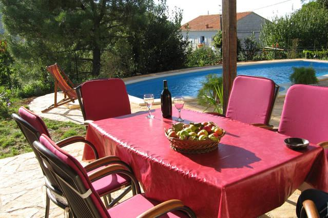 Villa Minini Dvori, vacation rental in Nerezisca