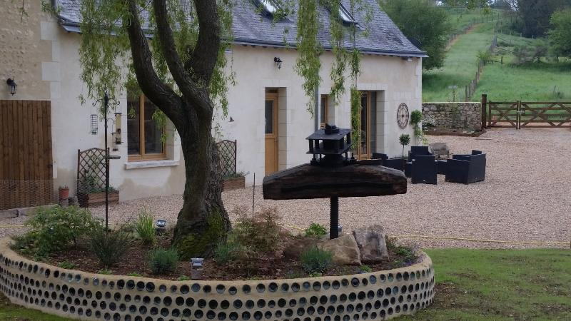 Le Moulin Volarie - La Maison, holiday rental in Lhomme