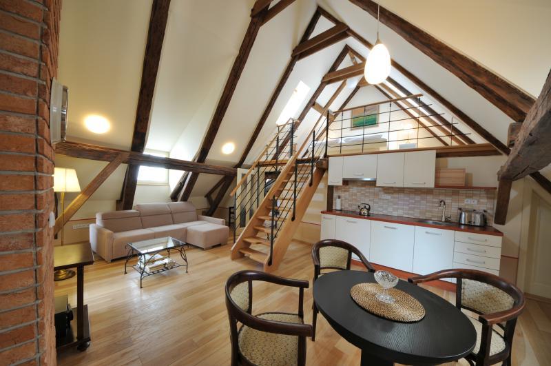 Apartment A5 -living room