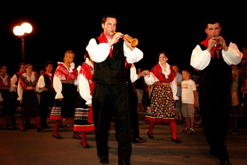 The Krk Folklore Festival