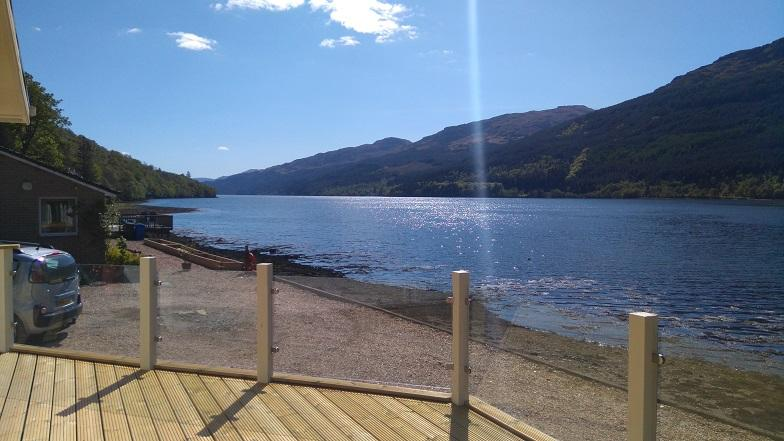 Ardmay Lettings, Ardmay, Arrochar, stunning lochside location, aluguéis de temporada em Arrochar