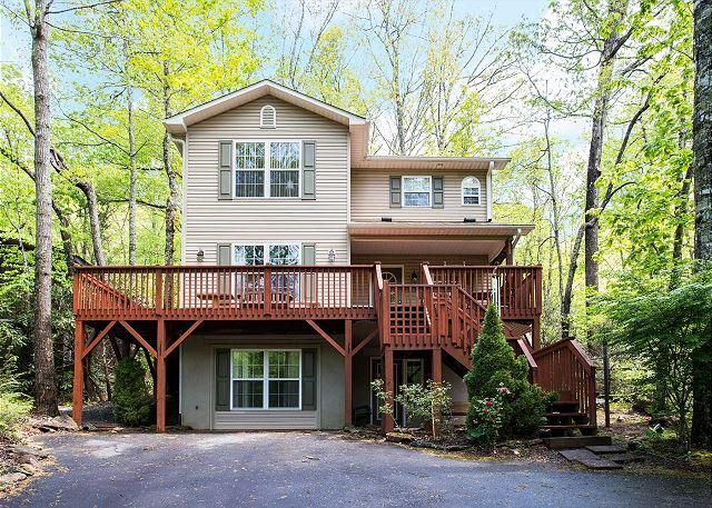 Abundant Peace, holiday rental in Montreat