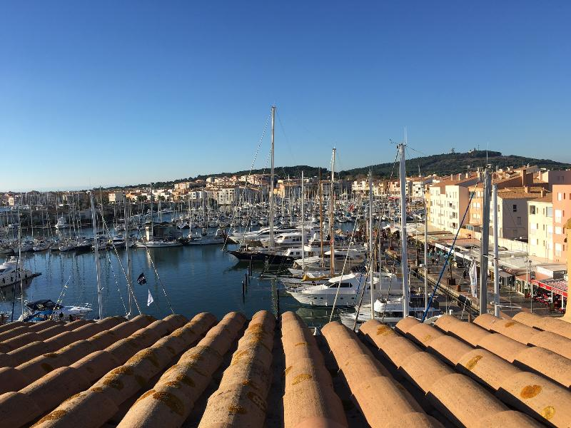 Stunning Views of Port from Roof Terrace